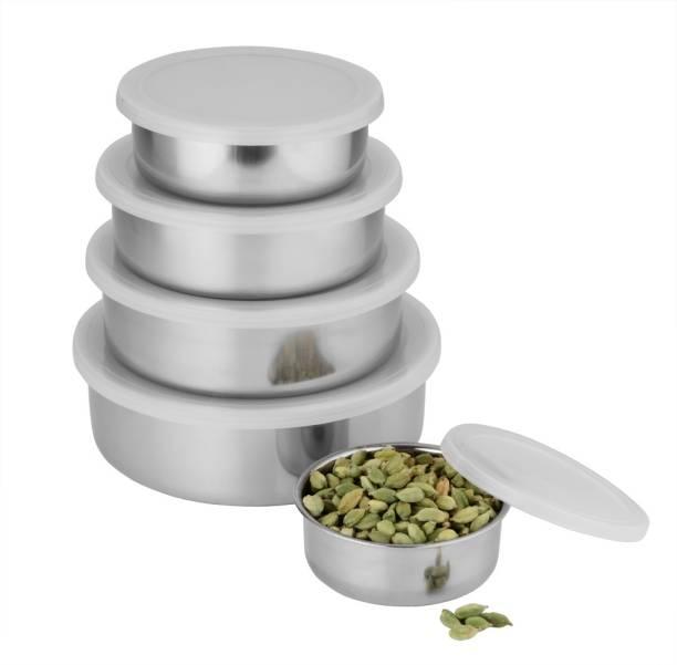 Classic Essentials Steel Fridge container  - 350 ml, 500 ml, 750 ml, 1200 ml, 1600 ml Steel Fridge Container