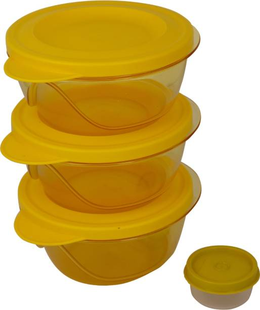 Tupperware Style Diva Bowl - 450 ml, 450 ml, 450 ml Plastic Grocery Container