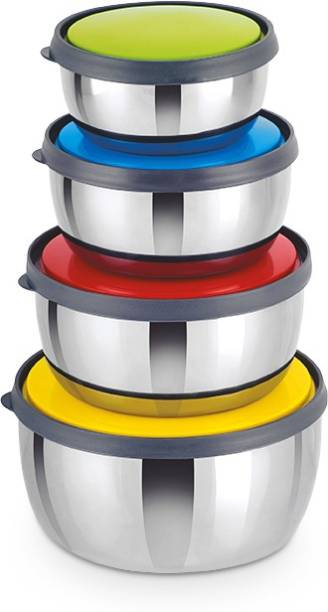 Steel Kitchen Containers Online At Discounted Prices On Flipkart