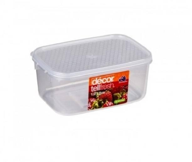 Decor Tellfresh Oblong 1 0 L 1000 Ml Plastic Food Storage