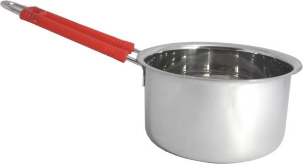 bartan hub Induction Friendly sauce pan  1000ml , 1 pc   Induction Bottom Cookware Set