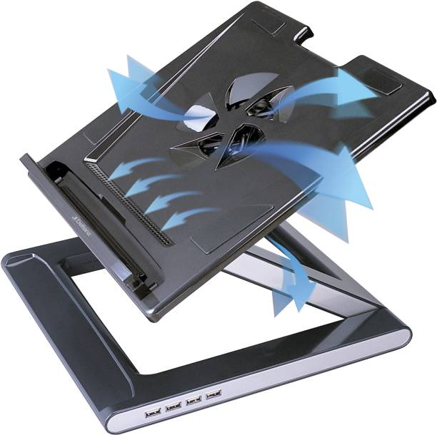 Defianz Desk Stand 1 Fan Cooling Pad