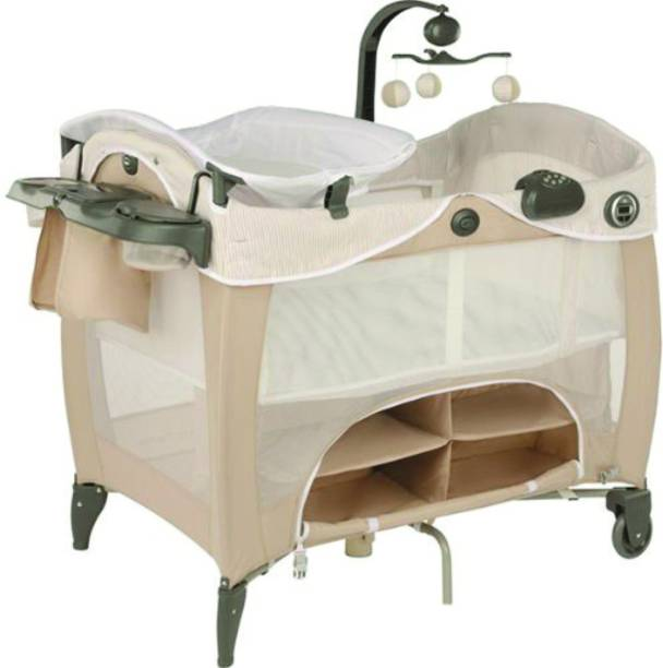 GRACO Pack 'n Play Contour Electra Prestige - Benny and Bell Cot
