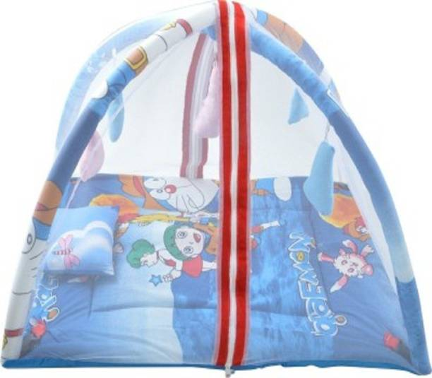 Chhote Janab BABY PLAY GYM WITH MOSQUITO NET
