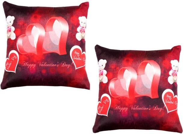 Welhouse India 3D Printed Cushions Cover
