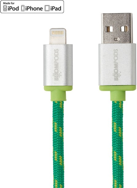 Boompods Retro C-Type 3.1//°C-A USB Data Transfer USB-USB-a Length 1/m Charging Cable for Apple MacBook PC Tablet Smart Phones//Orange