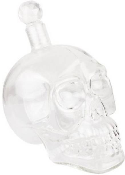 MOG Skull Vodka, Whiskey, Rum, Brandy, Juice, Milk, Water Decanter