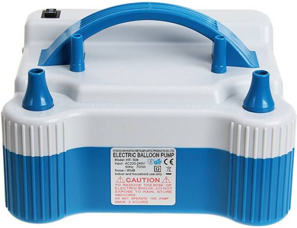 Stermay Blue Electric Balloon Pump