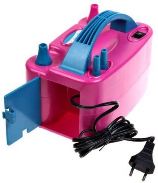 Nxt Gen PINK, BLUE Electric Balloon Blower Pump