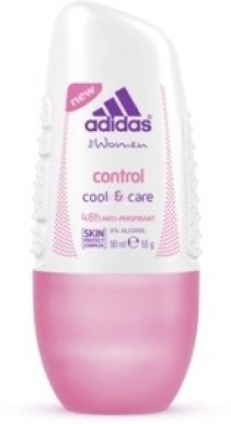 ADIDAS Control Cool & Care Deodorant Roll-on  -  For Women