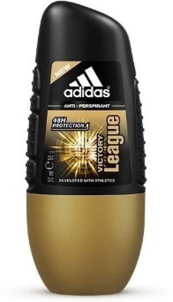 ADIDAS Victory League New Deodorant Roll-on  -  For Men