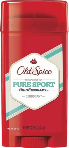 OLD SPICE Pure Sport HighEndurance Deodorant Stick  -  For Men
