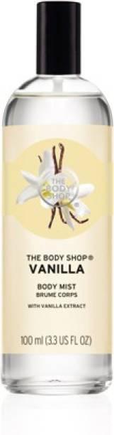 THE BODY SHOP Vanilla Body Mist  -  For Women