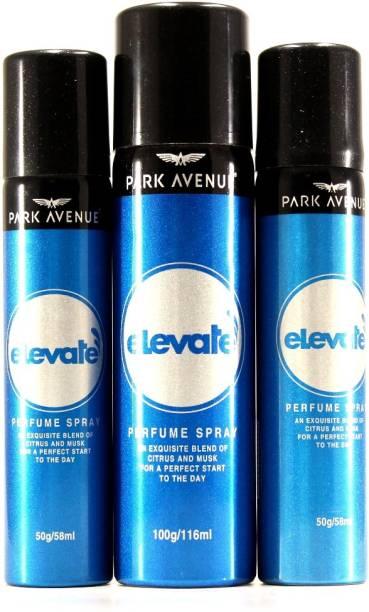 PARK AVENUE Elevate Combo 1 Deodorant Spray  -  For Men
