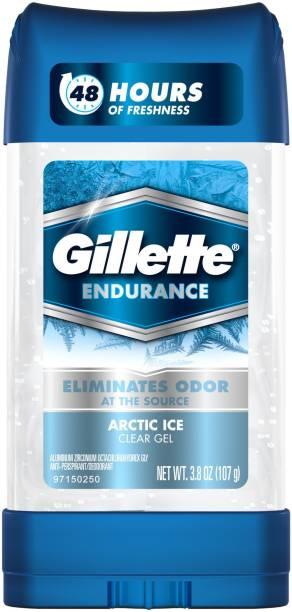 GILLETTE Sport Artic Ice Deodorant Gel  -  For Men