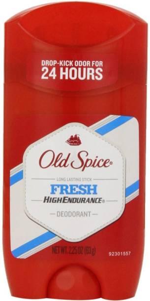 OLD SPICE Fresh High Endurance Deodorant Stick  -  For Men
