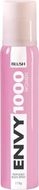 VANESA Envy 1000 Blush Deodorant Spray  -  For Women