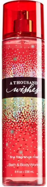 BATH & BODY WORKS A Thousand Wishes Body Mist  -  For Women