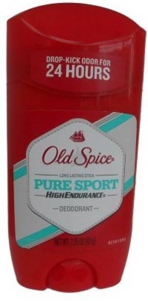 OLD SPICE Pure Sport High Enduorance Deodorant Gel  -  For Men & Women