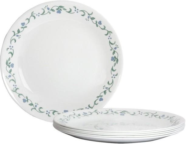 CORELLE Livingware Country Cottage Pack of 6 Dinner Set  sc 1 st  Flipkart & Flipkart.com | Buy Corelle Dinner Sets Online at Best Prices In India
