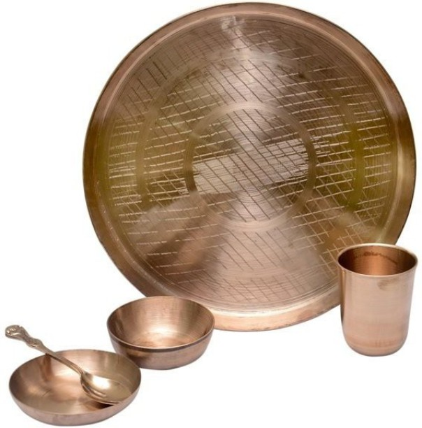 TS BRONZE Dinner Set  sc 1 st  Flipkart & Ts Bronze Dinnerware Crockery - Buy Ts Bronze Dinnerware Crockery ...