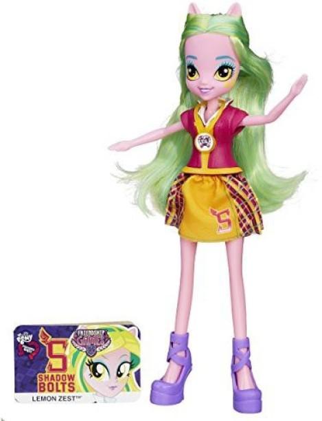 My Little Pony Equestria Girls Lemon Zest Friendship