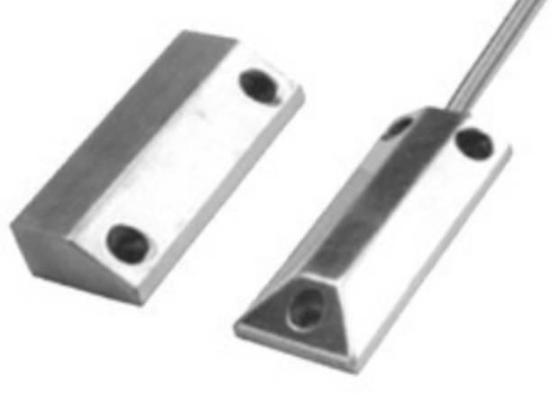 Provided 433mhz Wireless Door Magnetic Contact Sensor Detector Switch For Home Garage Alarm Security For Doors Windows Lighting Accessories