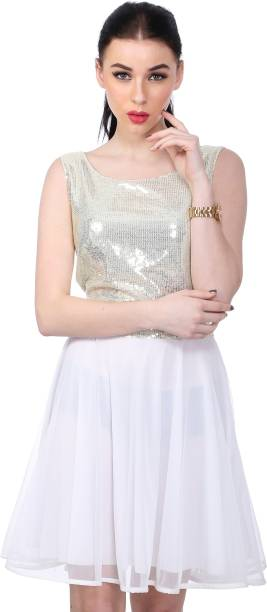 17917a54be Sequin Dress - Buy Sequin Dress online at Best Prices in India ...