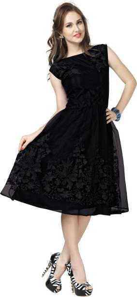 45f9617873 Midi Dress - Buy Midi Dresses Online at Best Prices In India ...