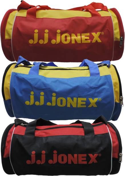 e371583a6844 JJ Jonex 18 inch 46 cm Combo of 3 fit Gym Bag