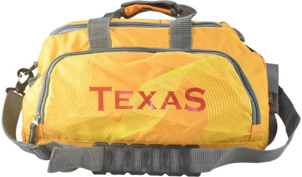 Texas USA Exclusive Imported Special 2-in-1 -Backpack cum Travel Duffel Bag e9441b805e510