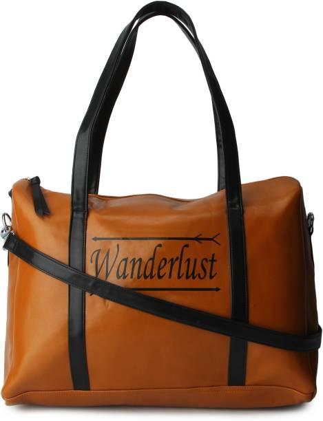 3ae7d25b6573 Kleio Designer Duffle Handbag with a sling for Women Girls Travel Duffel Bag