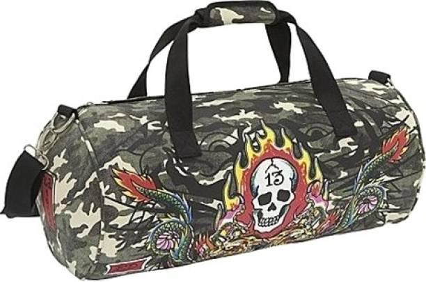 Ed Hardy 20 inch 52 cm Tiger Bay Brian Travel Duffel Bag 0b7af6ec02afd