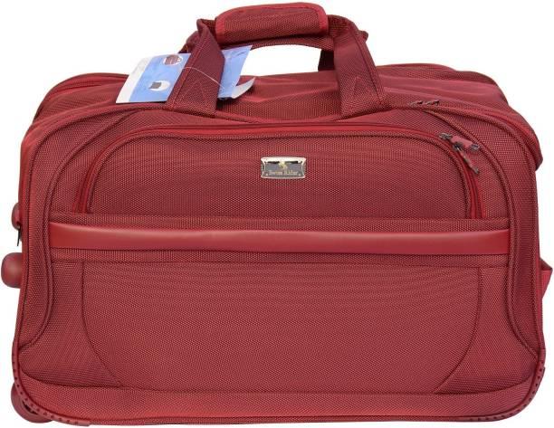 promo code 9e54e 56b7b Swiss Rider 21 inch 53 cm MEGIC Duffel Strolley Bag