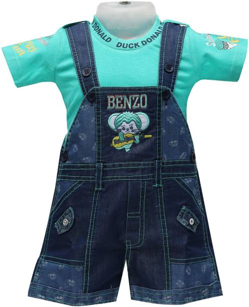ee9fb6a80519 Denim Jumpsuits - Buy Denim Jumpsuits online at Best Prices in India ...