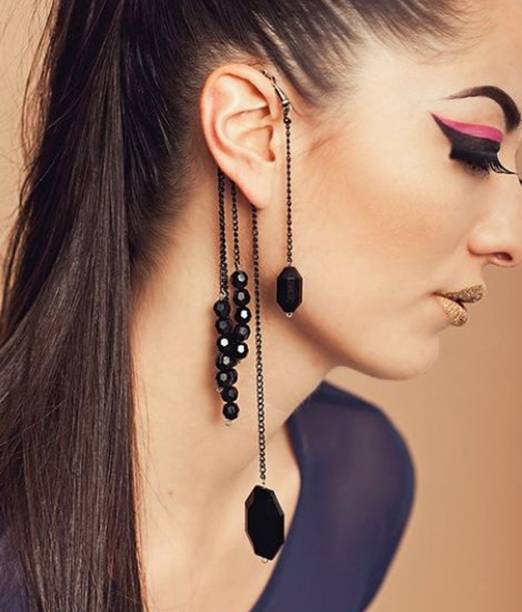 Earring Without Ear Hole Image Of