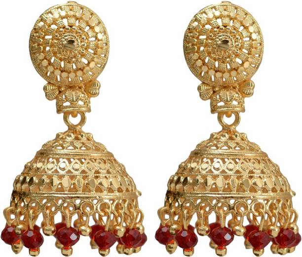 059c6cc0c Taj Pearl Earrings - Buy Taj Pearl Earrings Online at Best Prices In ...