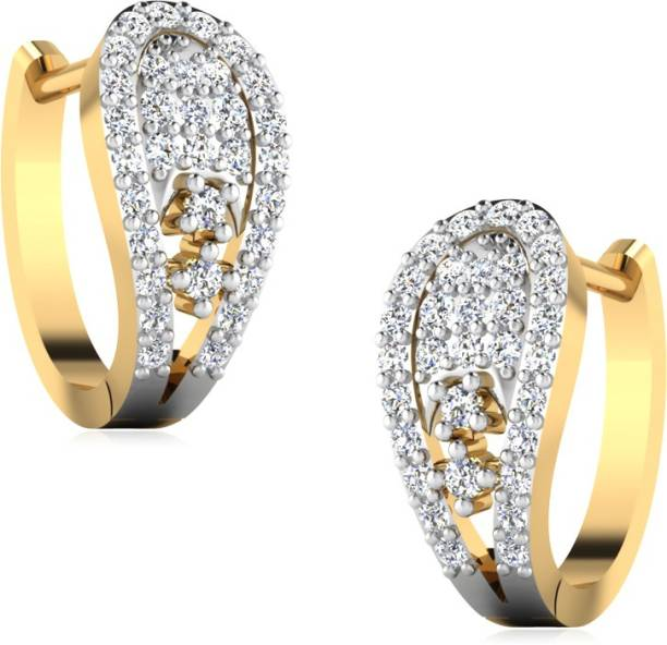 d9a61cfc48cc0 Crystals Earrings - Buy Crystals Earrings Online at Best Prices In ...