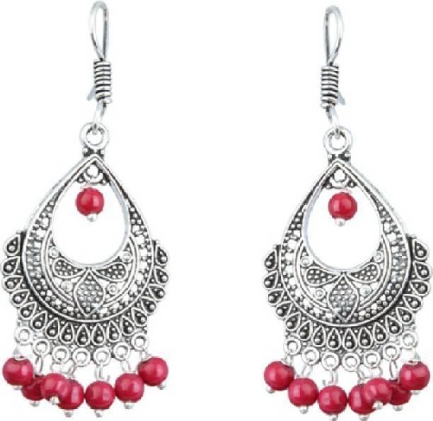 75842f9cf3d0c Waama Jewels Earrings - Buy Waama Jewels Earrings Online at Best ...
