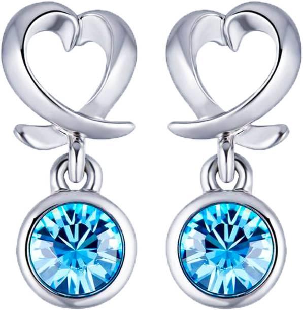 687cc21bd Swarovski Earrings - Buy Swarovski Crystal Earrings Online at Best ...