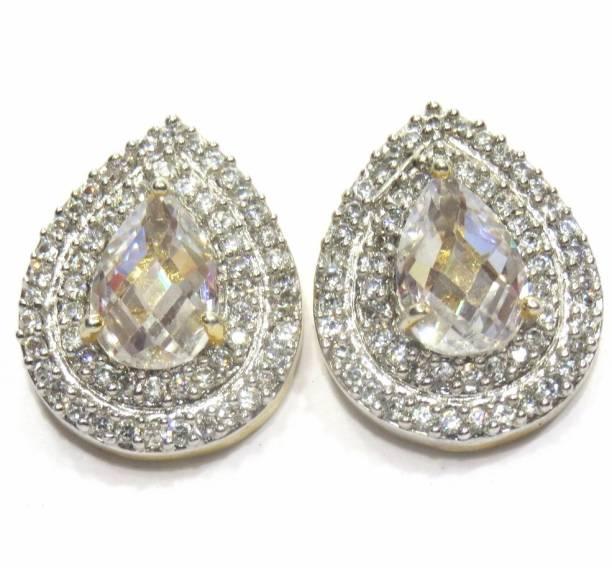 c6c739fc5 1 Gram Gold Earrings - Buy 1 Gram Gold Earrings online at Best ...