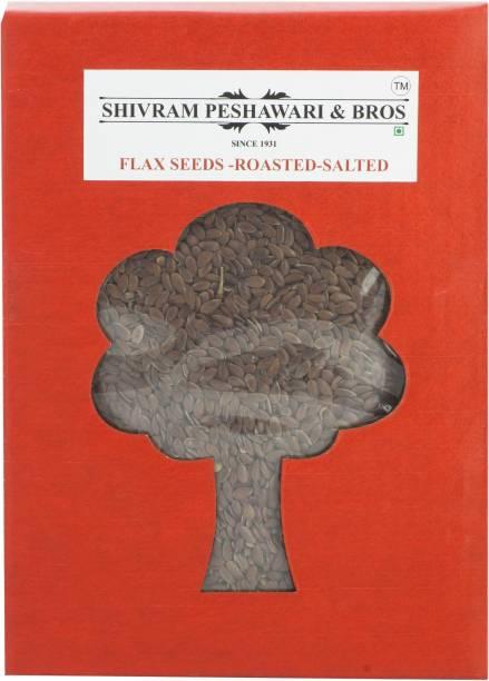 Shivram Peshawari & Bros Roasted & Salted Flax Seeds