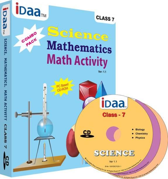 iDaa iDaa-Combo Class 7 CDs