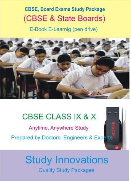 Study Innovations CBSE class IX & X Study Material
