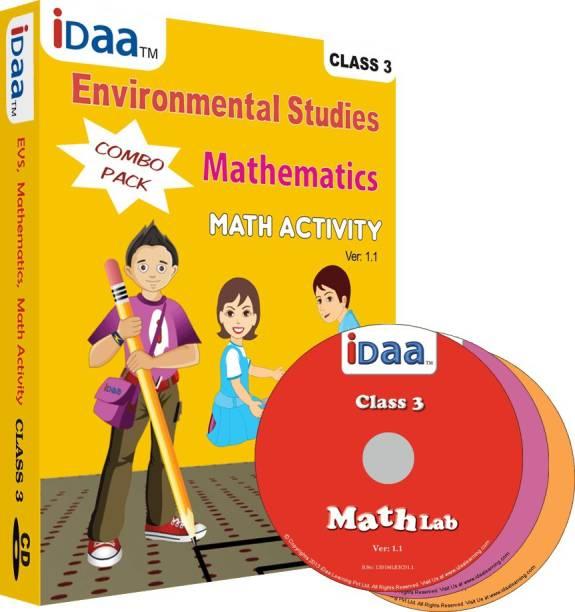 iDaa iDaa-Combo Class 3 CDs