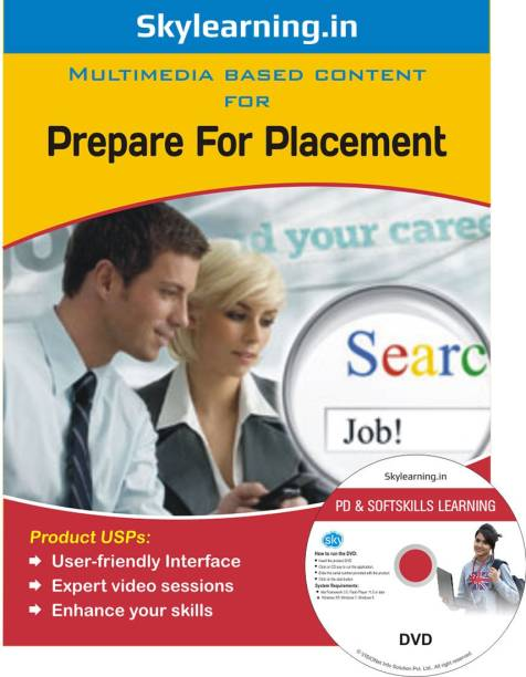 Skylearning.In Prepare For Placement Combo Pack