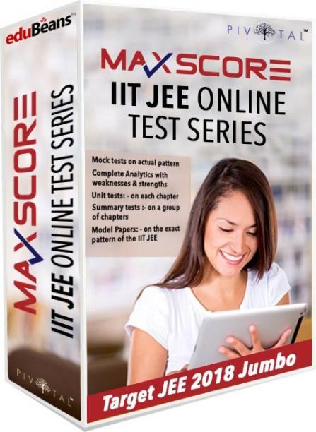 Edubeans Target JEE 2018 Jumbo OnlineTest Preparation for IITJEE Main & Advance (PCM) with Mock Tests