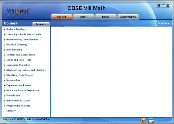 Skylearning.In Class VIII All Subject Combo Pack