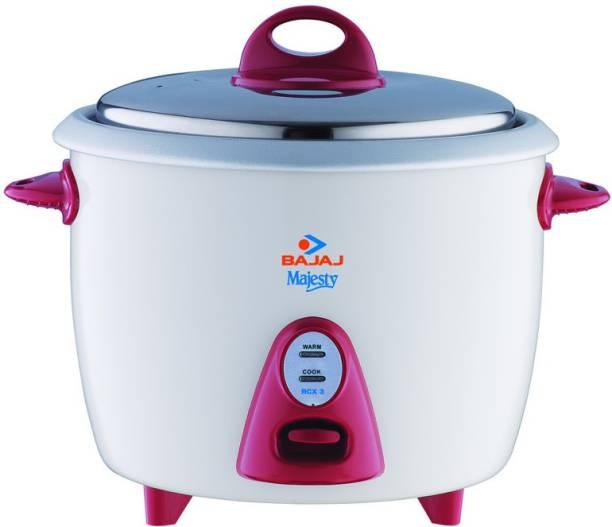 BAJAJ RCX 3 Electric Rice Cooker