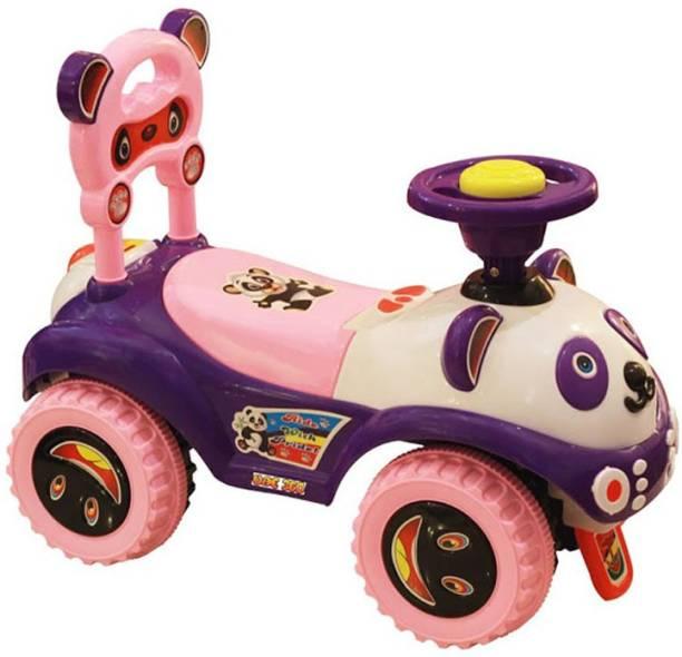 Stylezone Fnk-Ruffride-Pink Rideons & Wagons Ride On